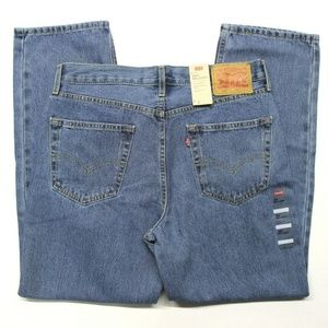 Levi's 550 Relaxed Fit Jeans (005504891) 32x34